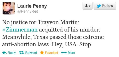 trevon is murder abortion is a right