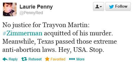 trevon is murder abortion is a right